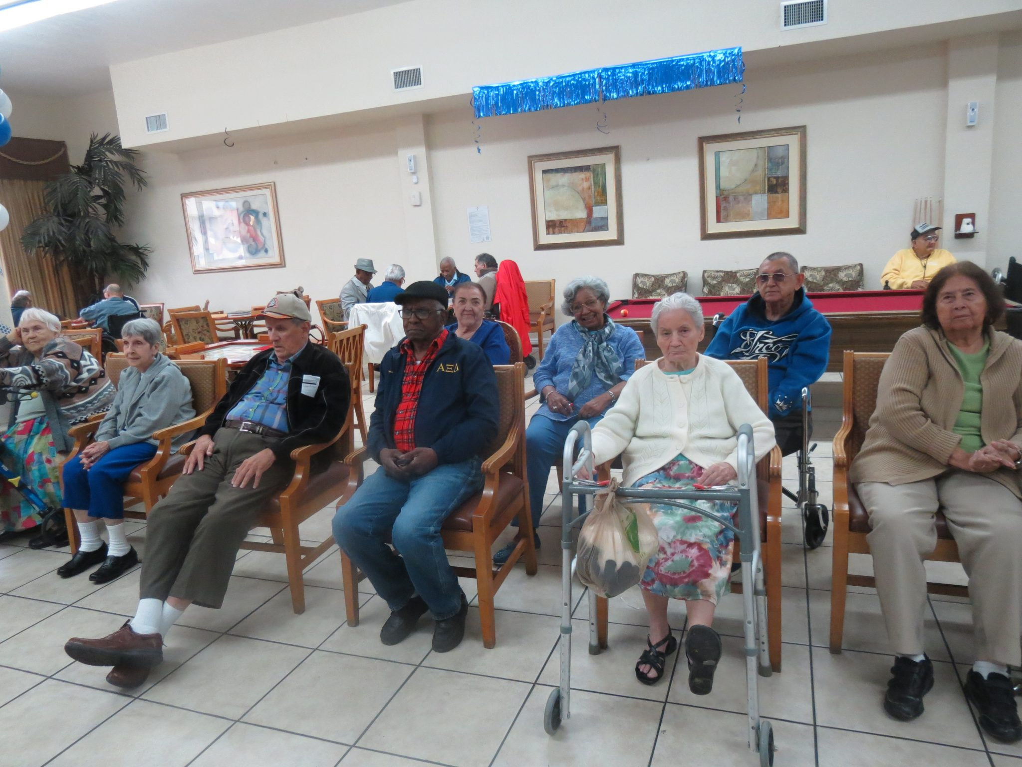 active adult centers